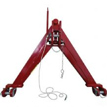 Linkage triangle cat 2S